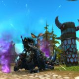 Warcraft - Kodo War Mount