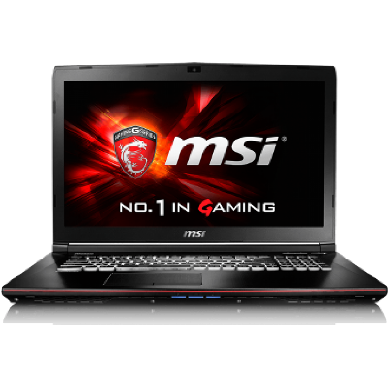 MSI Gaming Laptop GE72 6QC APACHE